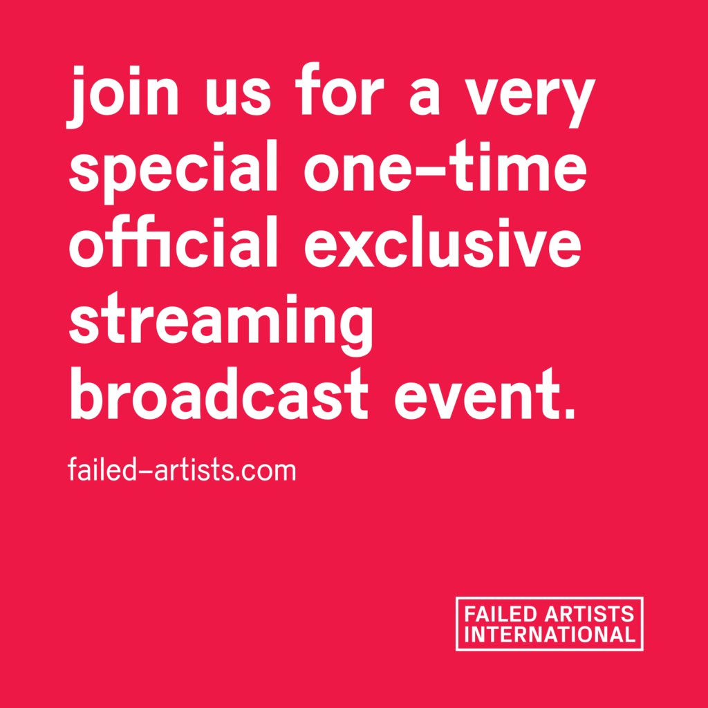 Join us for a special streaming event, 16.4.2020, 20:30 5