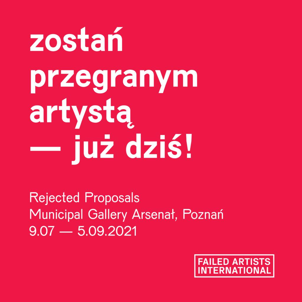 Hey, Poland! Become a failed artist! 1